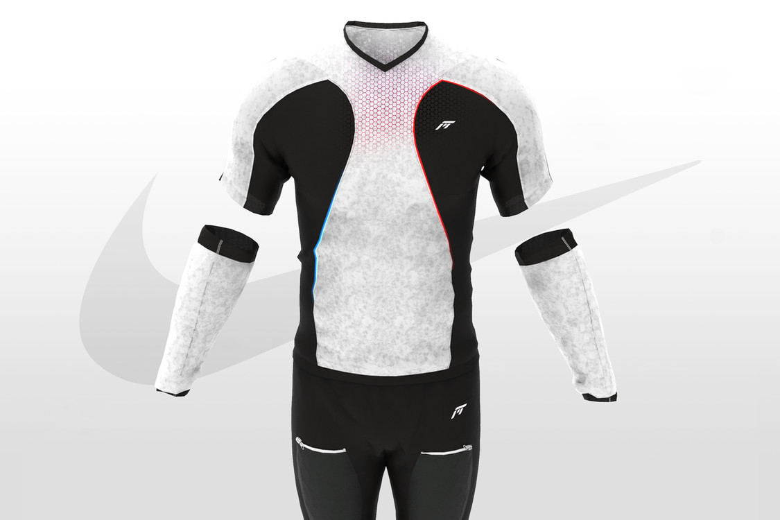 NIKE Hex Cover