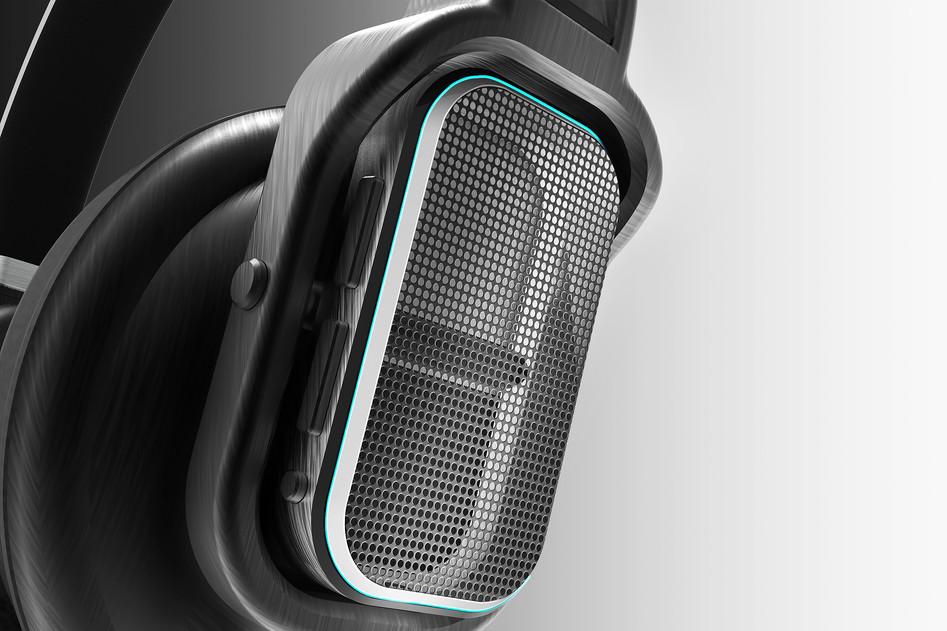 Audio Alpha Close-Up
