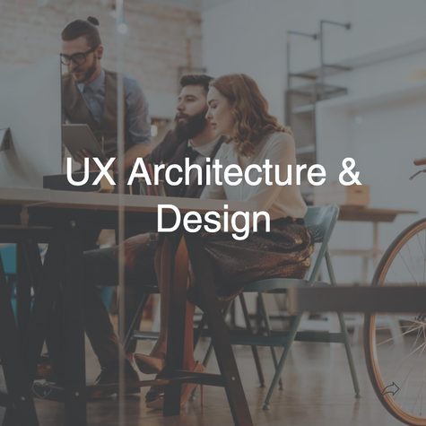 UX Architecture & Design