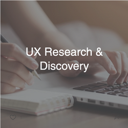 UX Research and Discovery
