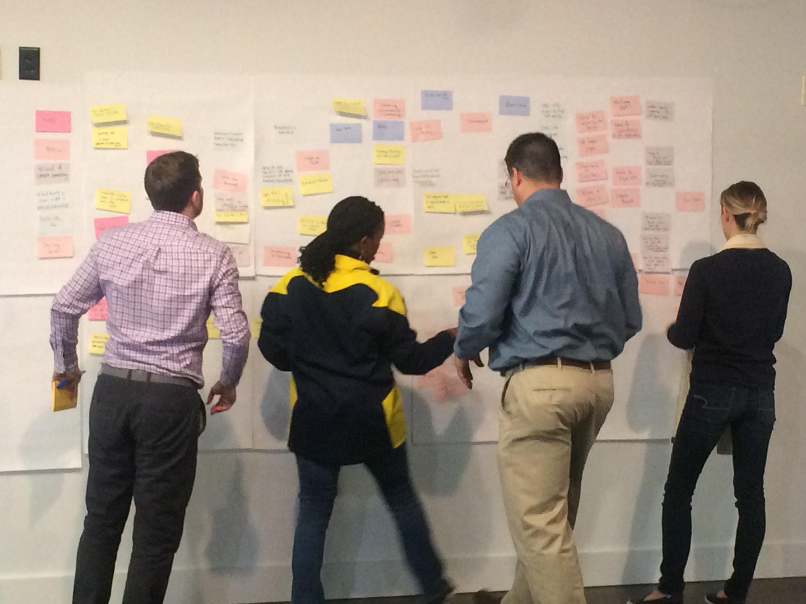 Service Design Workshops