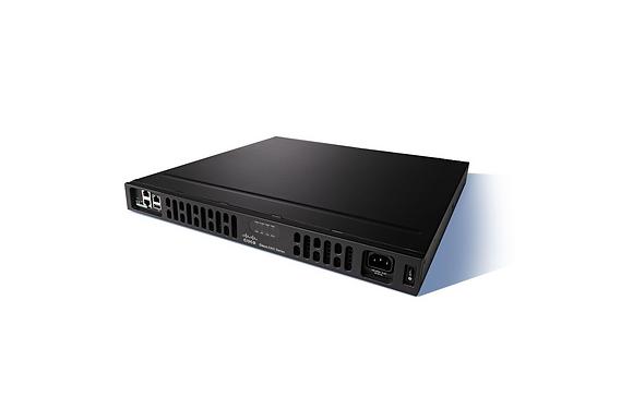 Cisco ISR 4331 Sec bundle