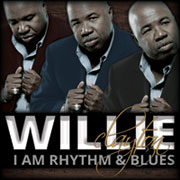 Willie Clayton / I Am Rythm and Blue