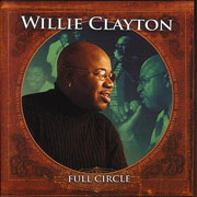 Willie Clayton / Full Circle