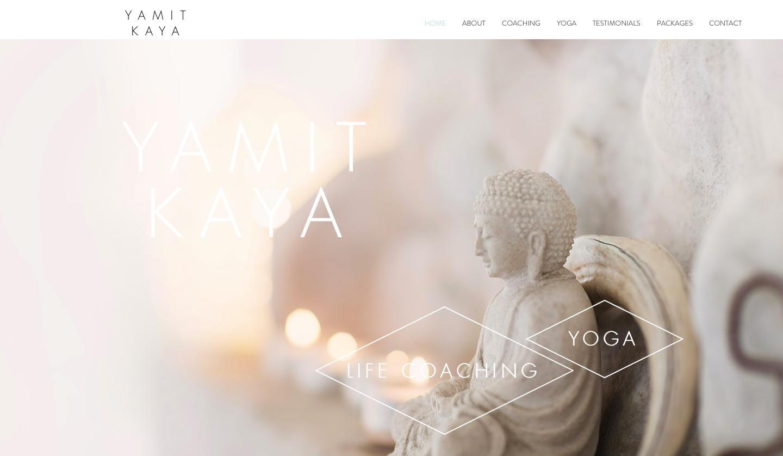 Website by Davina Kevelson