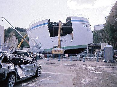 震災復旧工事
