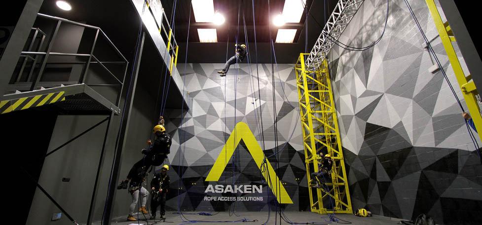 Contacto Asaken Formación