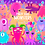 Thumbnail: Girly Monsters Clipart Set, cute monsters clip art, party pink monsters
