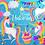 Thumbnail: Unicorn clipart rainbow clip art magical nursery unicorn, party balloons