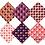 Thumbnail: Glitter Halloween Digital paper - pattern Halloween - Pink Halloween Paper