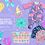 Thumbnail: Pastel Christmas Clipart, Crazy Christmas clip art, Dinosaur Christmas
