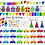 Thumbnail: Car clipart - Drive-by Birthday Party parade clipart, vehicle clipart