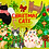 Thumbnail: Cat Christmas Clipart, Funny cats clipart, Gingerbread cat, ugly sweater