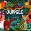 Thumbnail: Jungle Clipart, Jaguar - leopard - clip art jungle friends -sloth- snake -parrot