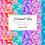 Thumbnail: Mermaid digital paper - Mermaid Tails scales - Mermaid paper set