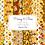 Thumbnail: Bees digital paper - Bee paper , honey paper, spring bees paper, scrapbook