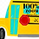Thumbnail: Back to school clipart - School clipart - school bus - school elements - apple
