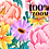 Thumbnail: Spring Clipart, Spring Pastel clip art, spring flowers, deer, bird, ladybug