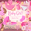 Thumbnail: Baby Girl Clipart - Baby Shower Clipart - Baby sloth - Birth announcement