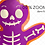 Thumbnail: Sweet Halloween Clipart, candy clip art kawaii - creepy treats Clipart, candies