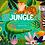 Thumbnail: Jungle Clipart, cute tiger - clip art jungle friends - printable clip art cute