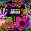 Thumbnail: Colorful Jungle Clipart, Pink tiger - clip art jungle friends
