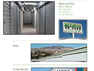 Minis On Parr Has A New Website