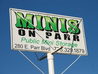 Minis On Parr :: Public Mini Storage