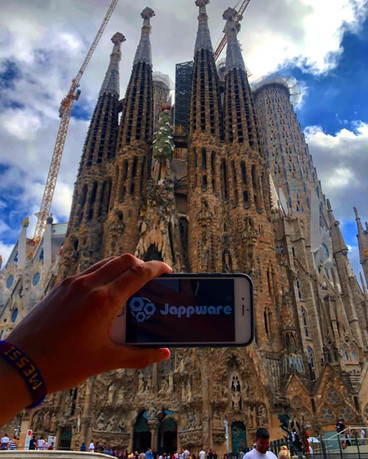Jappware in Barcelona