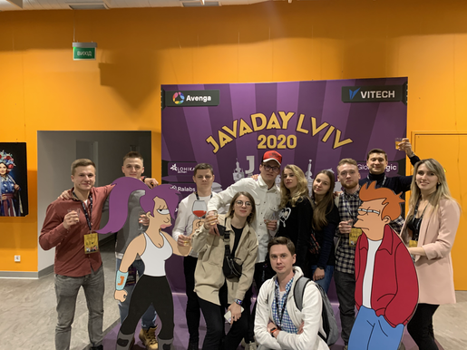 Jappware @ JavaDay Lviv 2020 Afterparty