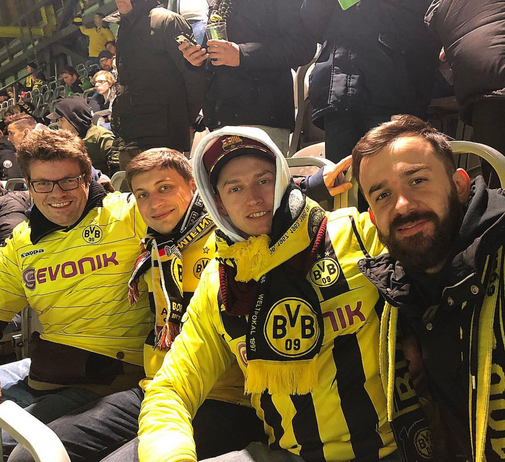 Team and Partners @ Dortmund