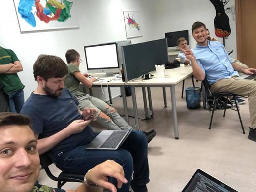 Internal Tech-Meetup