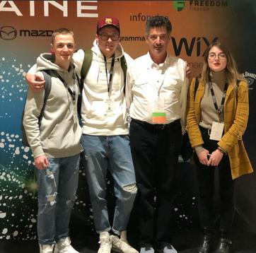 Jappware Team and Speakers @ Devoxx 2018
