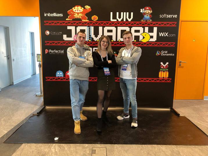Jappware's team @ JavaDay 2019