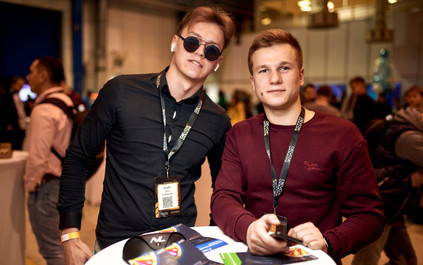 Team @ Devoxx Ukraine 2019