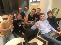 Jappware's team @ CoffeeJUG