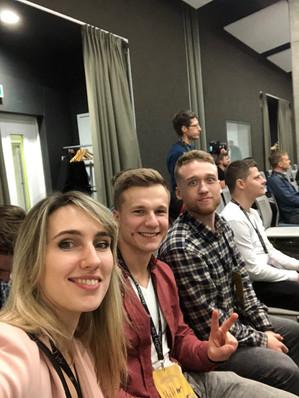 Listening the one of JavaDay Lviv 2020 talks