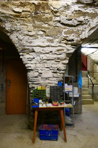Romanischer Gewölbekeller