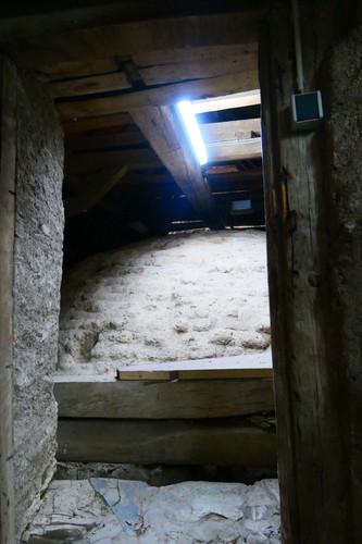 Über der Kirche unter dem Dach: Kuppel von 1202