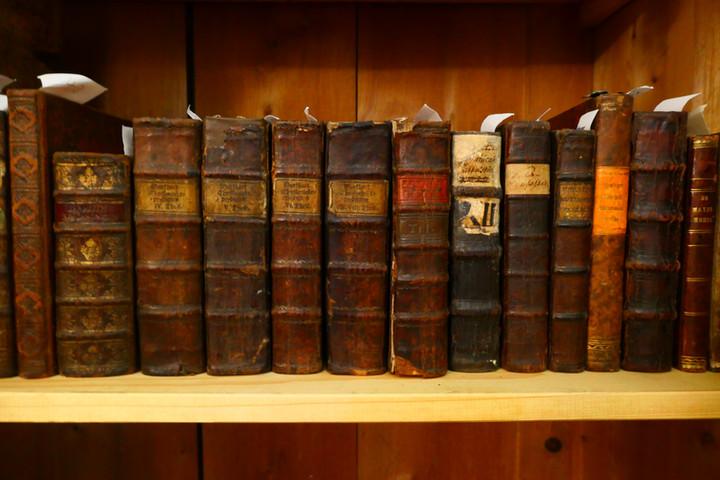Archiv: historische Bücher