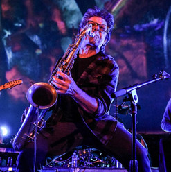 Scott Page - saxophonist/guitarist for Pink Floyd, Supertramp, and Toto