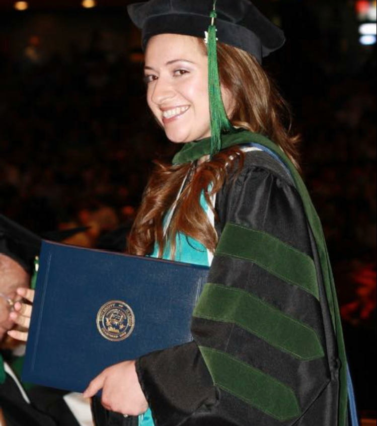 Med School Grad. A Glorious Day!!