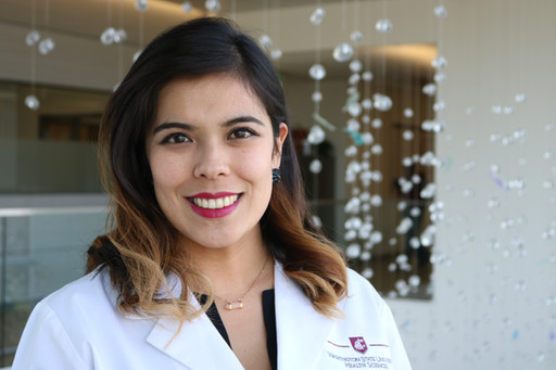 From International Student to Latina Scientist in the Biotech Industry - Dr. Perez-Paramo