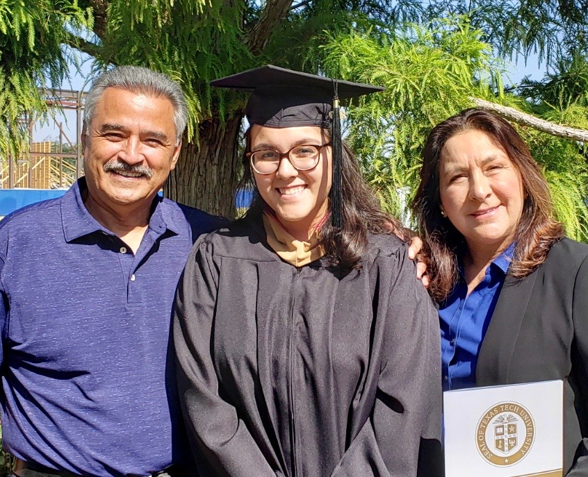 With Tía Norma & Uncle Ernie