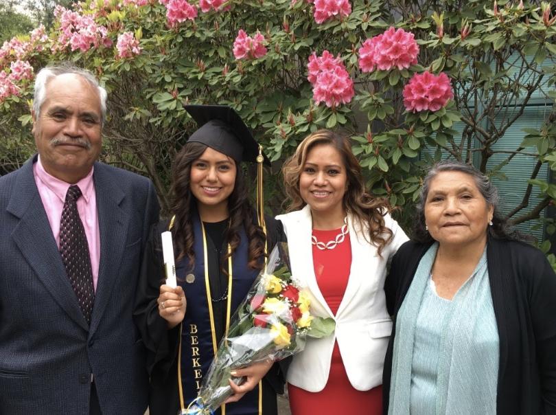 Graduation Day with Familia!