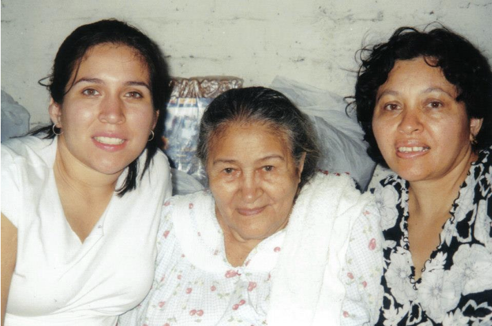 Grandmother & Mother in El Salvador
