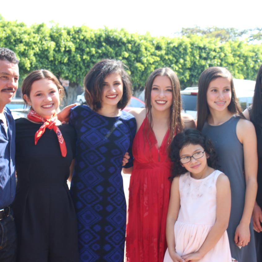 With familia