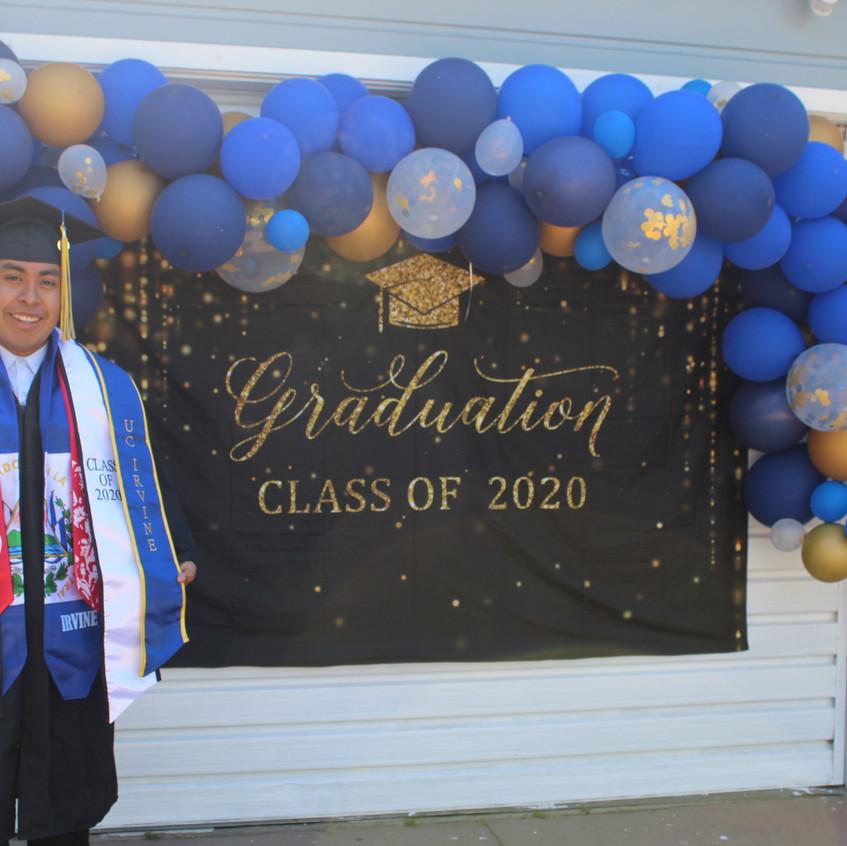 My Graduation 2020