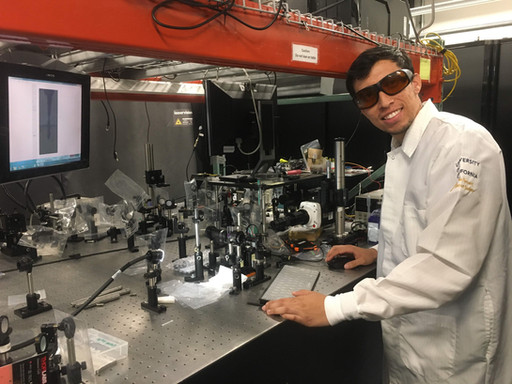 I Challenge You: Own this, and Own a Career in STEM - Vicente Robles