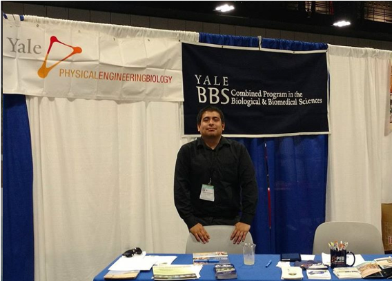 Representing Yale BBS at ABRCMS